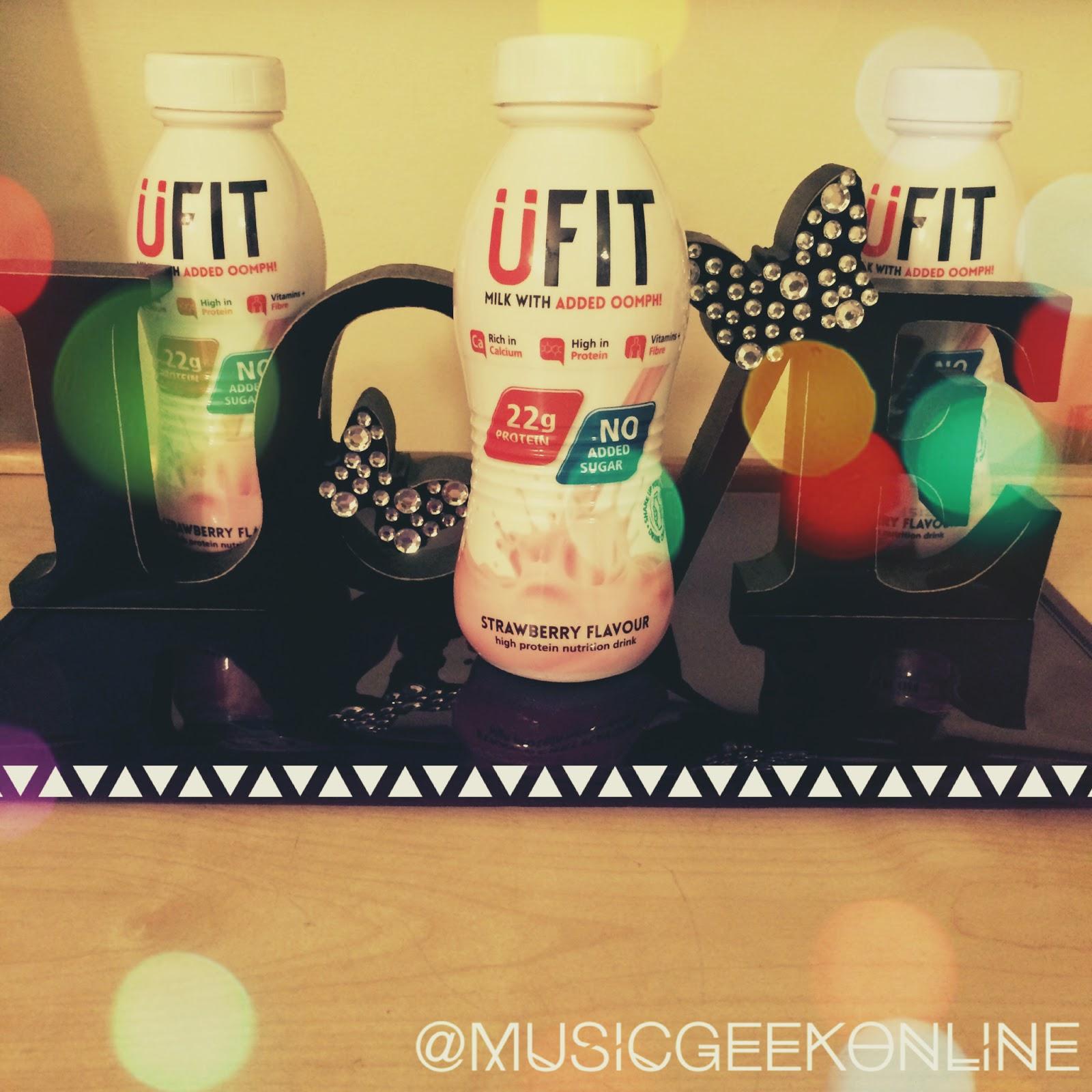 UFIT & Collagen+ Beauty Milk Review
