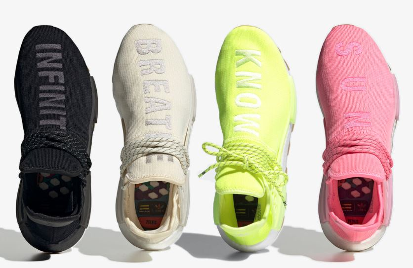 san francisco outlet store look good shoes sale THE SNEAKER ADDICT: Pharrell x adidas Originals Human Race ...