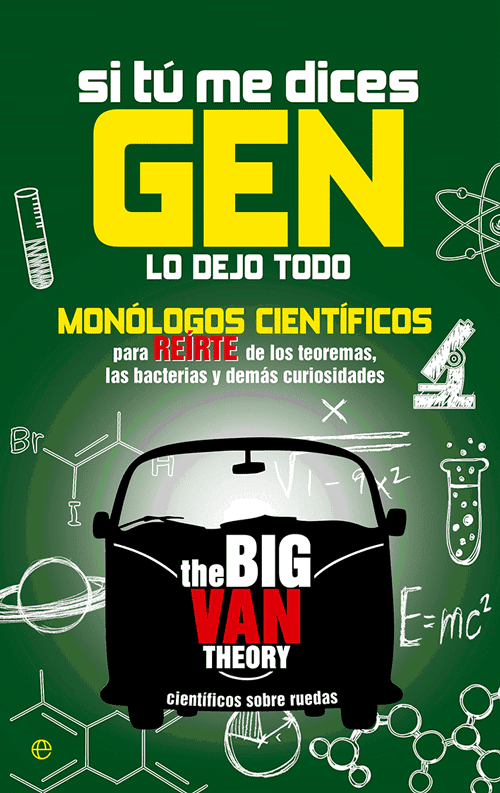 The Big Van Theory y Agustín Tejada