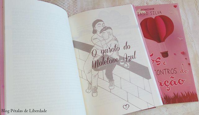 livro, antologia, contos-e-encontros-do-coracao, editora-hope, ilustração