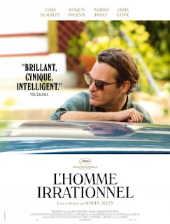 L'homme irrationnel Woody Allen - 2015
