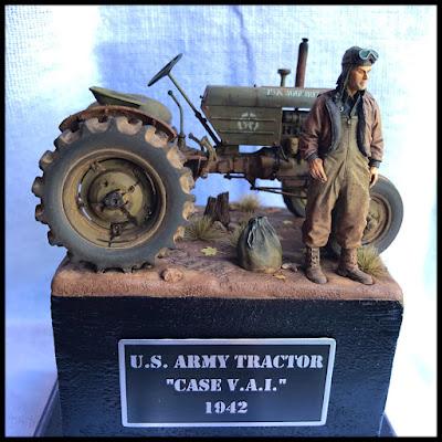 Thunder Tractor Julian / Mighty