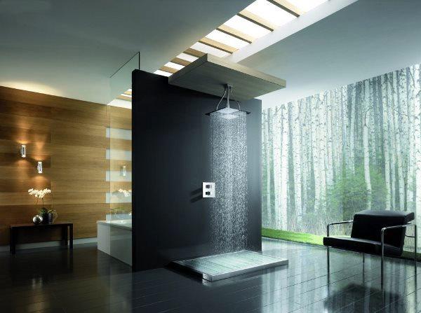 Rainfall Shower Heads For Modern Bathroom Art Home