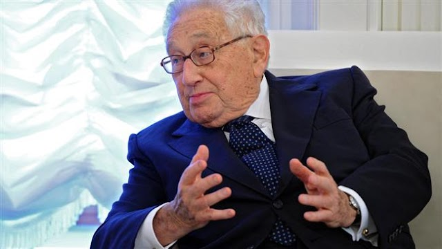 Donald Trump could accomplish 'something remarkable' in foreign policy: Henry Kissinger