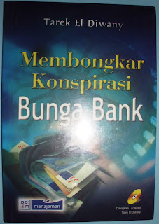 Jual Buku Membongkar Konspirasi Bunga Bank