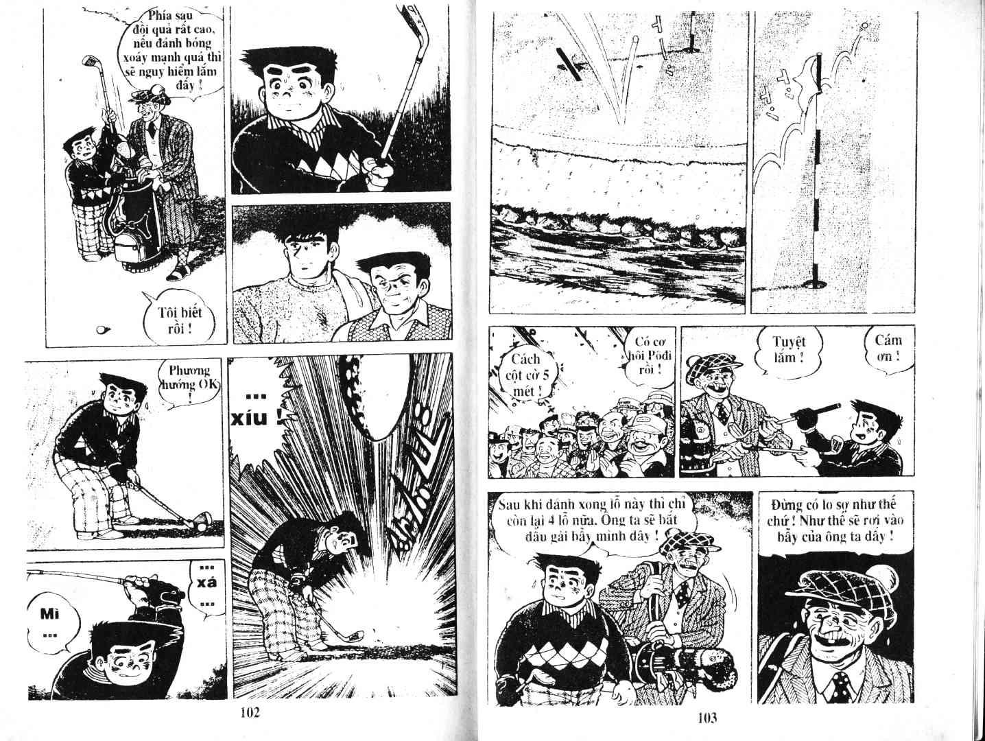 Ashita Tenki ni Naare chapter 51 trang 50