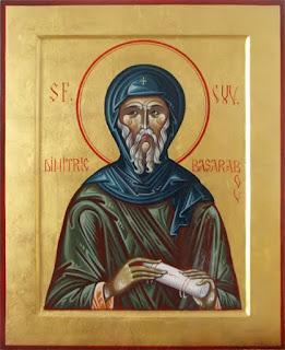 Sfantul Cuvios Dimitrie cel Nou din Basarabi, Catedrala Mitropolitana, Cluj-Napoca