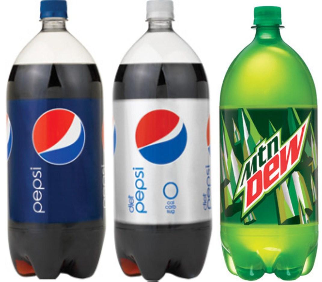 One liter soda / Columbus in usa