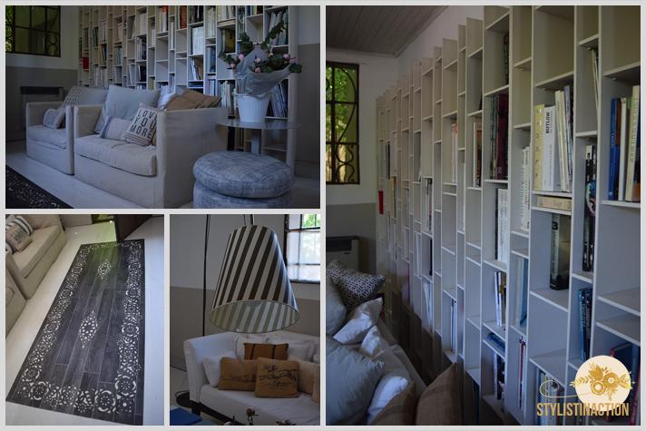 Workshop ABC deco styling en Host Husares Home Studio. El lugar es increible
