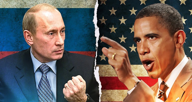 Obama compara Putin a Saddam Hussein!