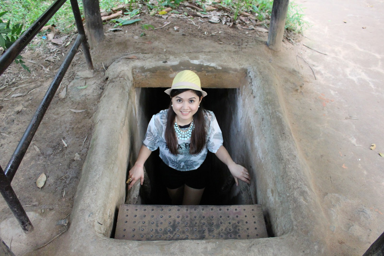 Cu Chi Tunnel Complex: Things To Do in Vietnam