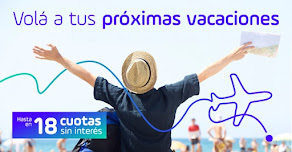 Viajes, Hoteles, Pack y Combos!