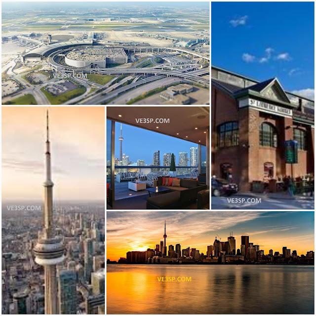 VA3AGV VE3SP Amateur Radio Toronto Canada