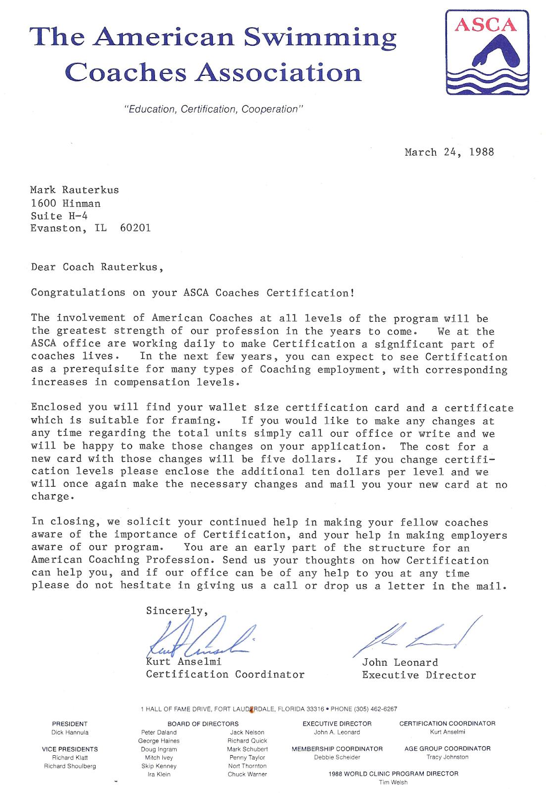 Mark Rauterkus Running Mates Ponder Current Events March 1988