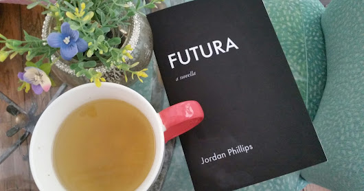 My Healing Lemon Water and a Novel: Futura