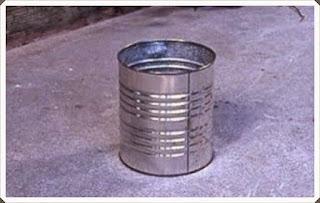 Konserve (Teneke) Kutudan Mangal Yapımı, Resimli Açıklamalı 1