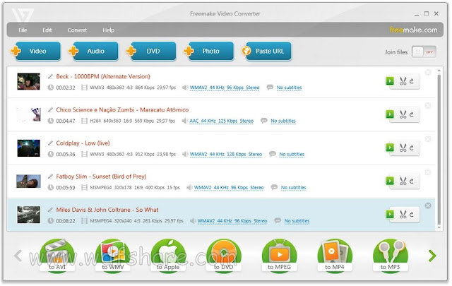 Freemake Video Converter Gold Full Version Setup