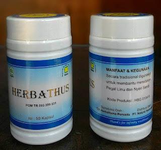 Gambar Herbathus Nasa