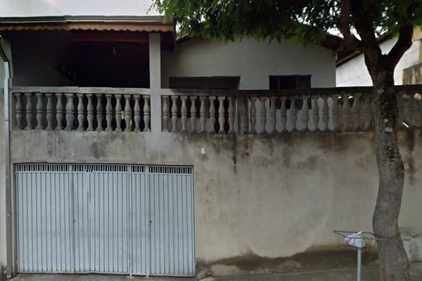 Rua das Hortênsias - Parque Santo Antônio - Jacareí/SP