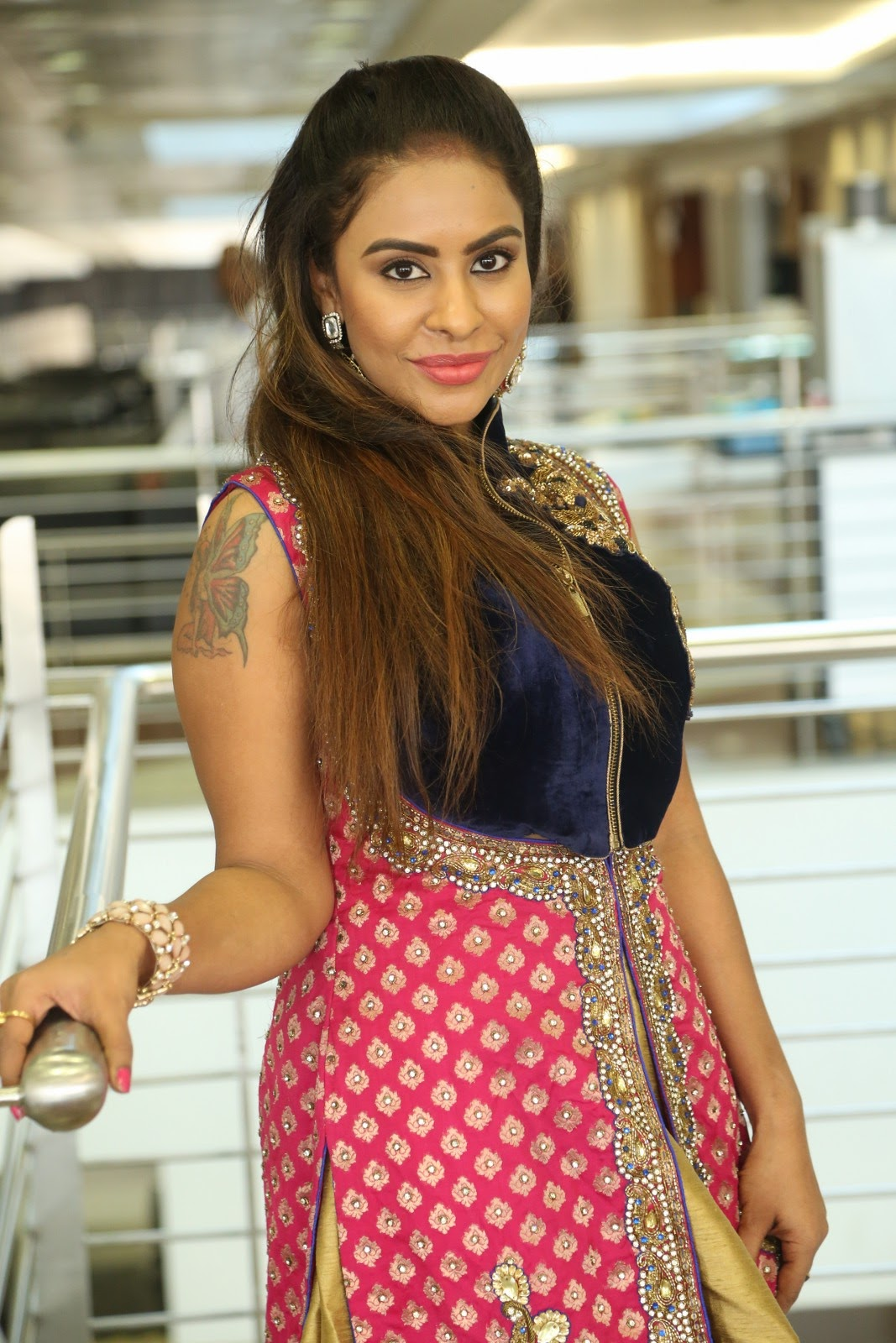 Srilekha reddy new glam photos-HQ-Photo-17