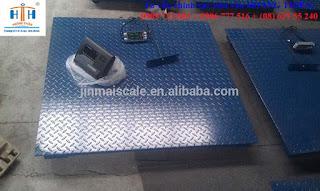 cân sàn điện tử yaohua 15-20 tan-gia-tot