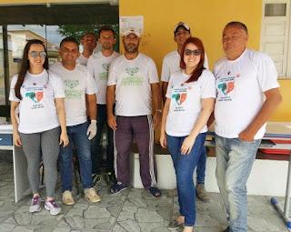 Vacinação animal de Nova Palmeira supera a meta