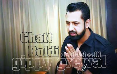 Ghat Boldi Gippy Grewal