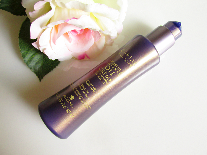 Review: ALTERNA Moisture Intense Oil Pre-Shampoo Treatment - 125ml - 35.99 €