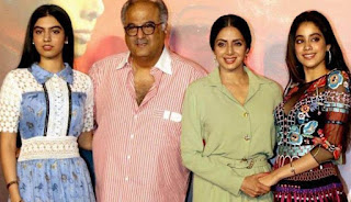 Sridevi Family Husband Son Daughter Father Mother Marriage Photos Biography Profile.