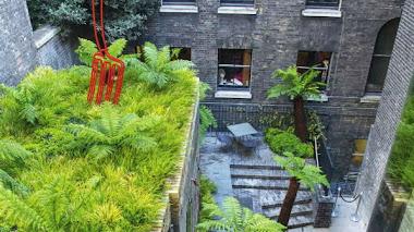 The Keeper's House Garden