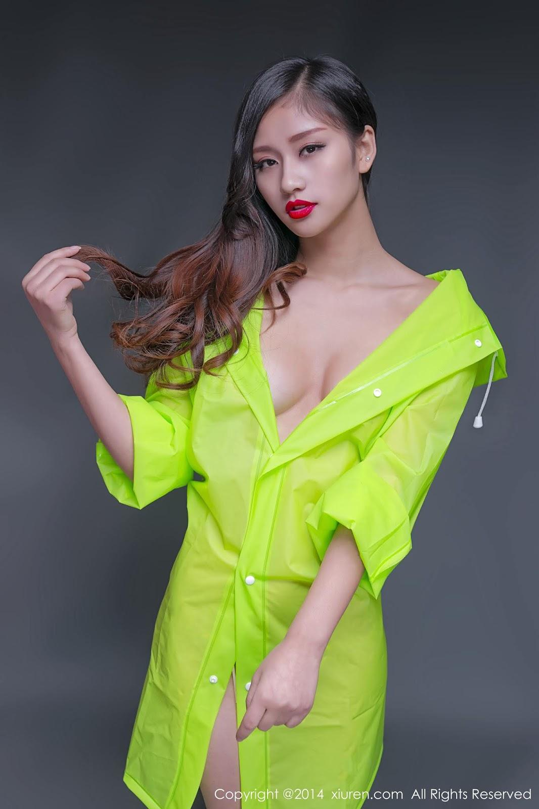 Xiuren - Vol.264 Shi Yu Jiejie (51 pics)
