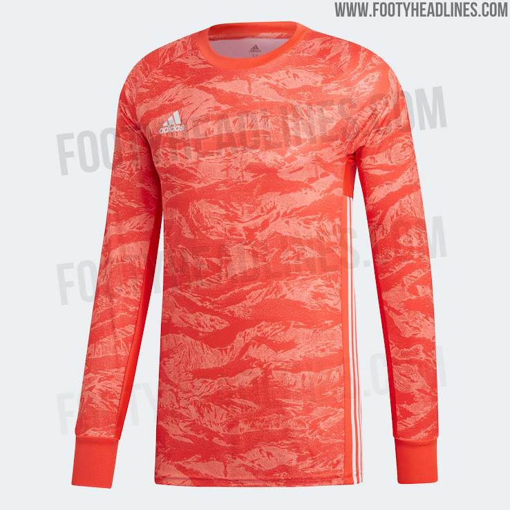 low priced d0899 20997 Crazy Adidas 2019 Goalkeeper Kits Leaked - Footy Headlines