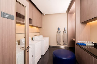 Fasilitas laundry hotel