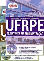 Concurso UFRPE 2016