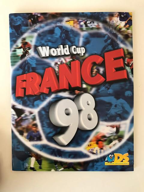 Album DS Francia 98