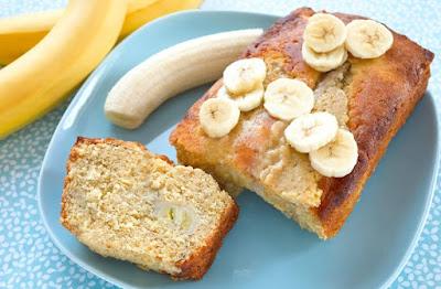 Receta de Torta de Plátanos