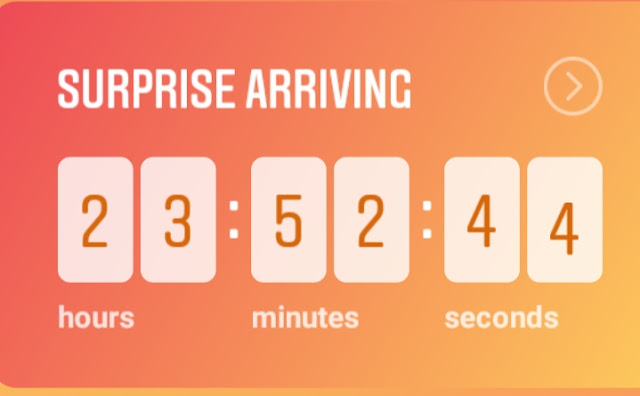 Instagram Countdown Feature