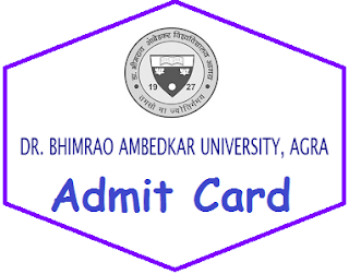 DBRAU Admit Card 2020