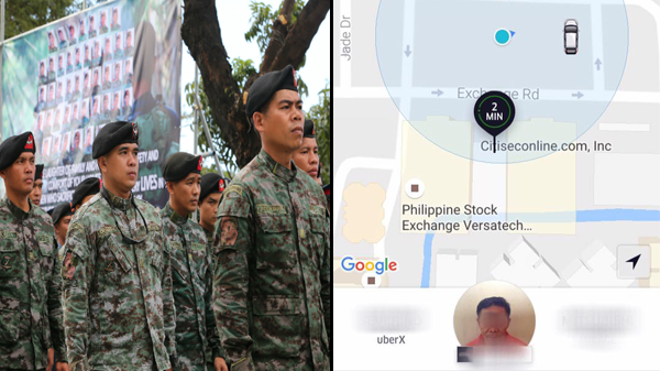 Netizen shares heart-tugging story of a soldier turned Uber driver