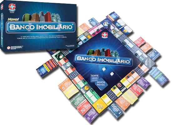11 Jogos tabuleiro - Banco Imobiliário