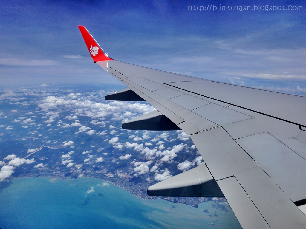 Malindo Air: There's Something About Me