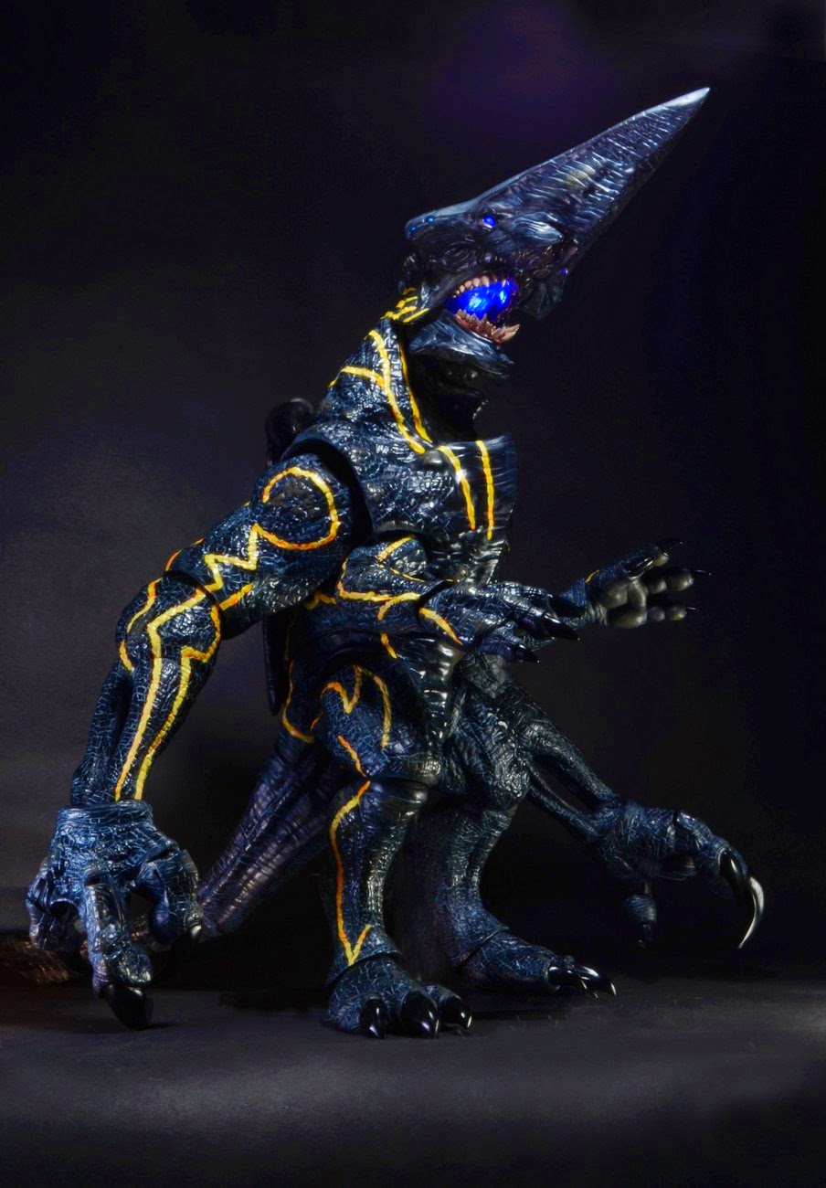 Stinny's Toy & Action Figure News Network: TOY NEWS FOR 6 ... Pacific Rim Kaiju Knifehead