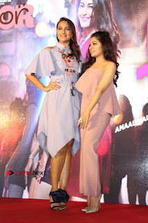 Actress Sonakshi Sinha at the Song Launch of Film Noor  0027.JPG