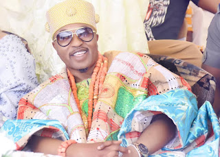 Oluwo of Iwo faces dethronement over alleged criminal past (Photo)