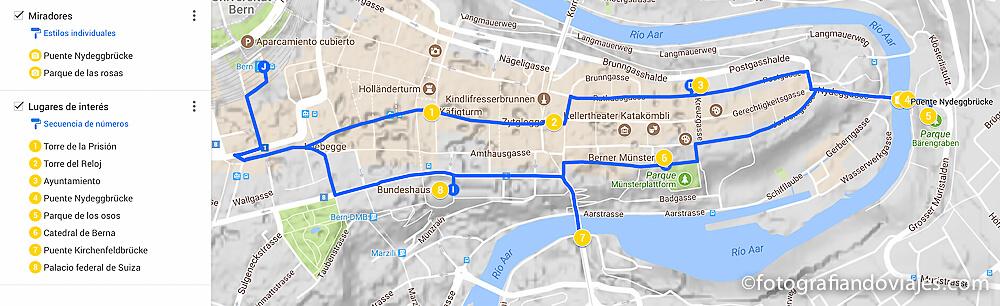 Paseo por Berna