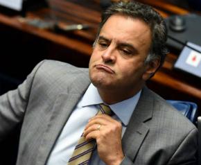 PF encontra anotações de 'cx 2′ na casa de Aécio Neves no Rio