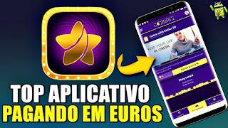 Fitplay: Ganhe Euros no PayPal Jogando Games