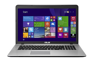 Asus X752L Drivers Download
