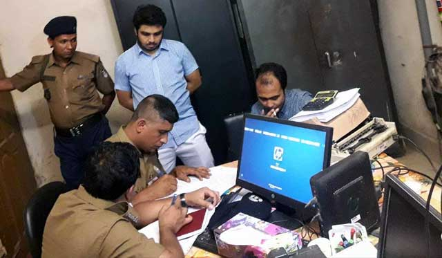 474 tickets from the Islampur railway station were recovered