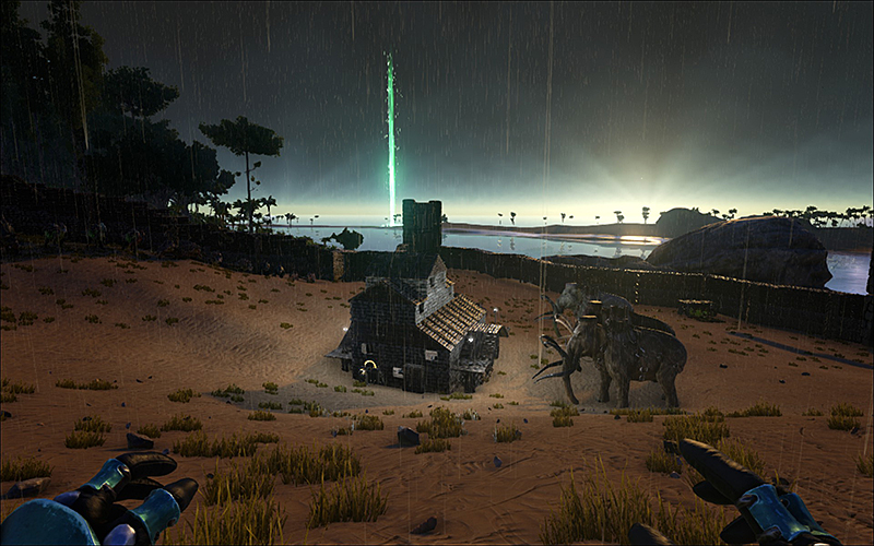 download ark survival evolved mod apk for pc